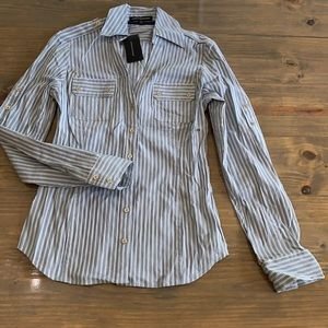 Express long sleeved blouse. Size XS